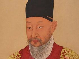 21代王・英祖の肖像画