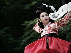 ドラマ『ファン・ジニ』でハ・ジウォンが扮したファン・ジニ