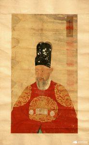 現存している21代王・英祖の肖像画