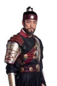 ドラマ『龍の涙』ではチ・ジニが太祖を演じた